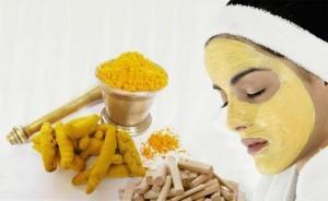 homemade-beauty-tips-in-india-turmeric-mask